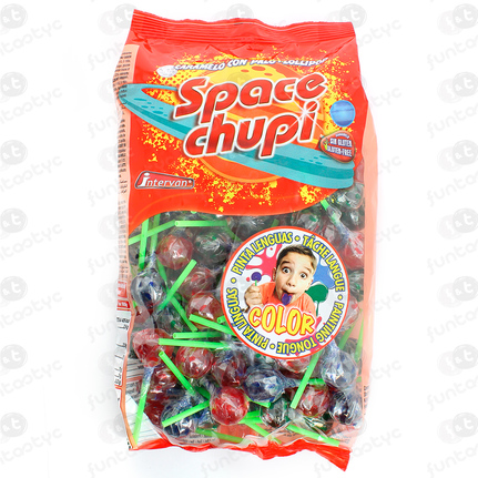 SPACE CHUPI COLOR