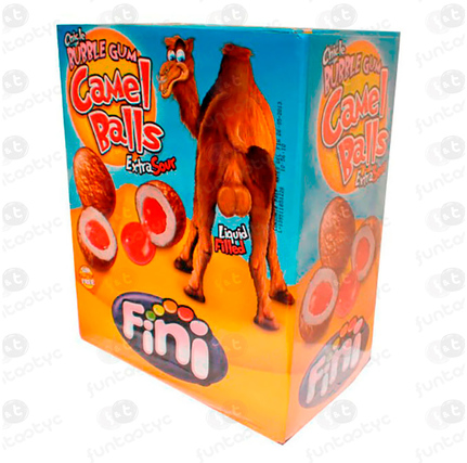 CAMEL BALL CHICLE