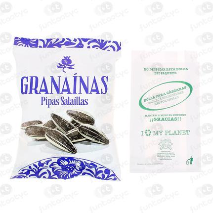 PIPAS GRANAINAS CON SAL