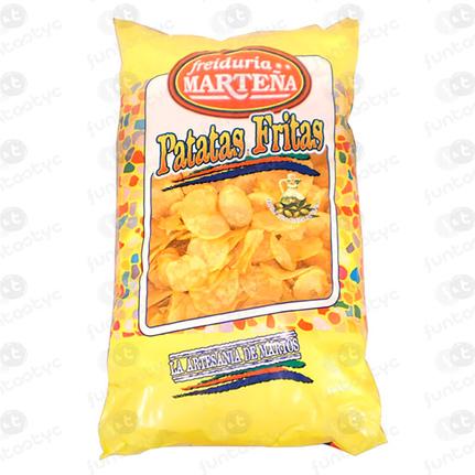 PATATAS FRITAS MARTEÑA