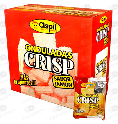 ONDULADAS CRISP