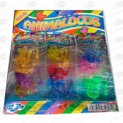 ANIMALOCOS PEGA