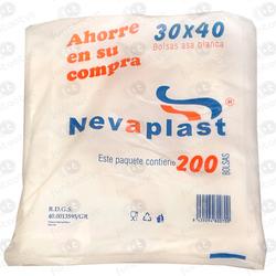 BOLSAS ASA PEQUEÑA 30X40