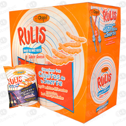 RULIS SNACK MAIZ SABOR QUESO
