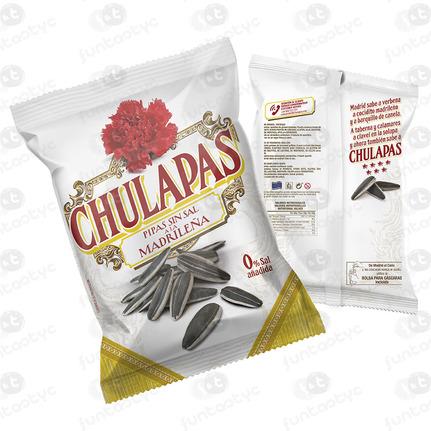 PIPAS CHULAPAS SIN SAL