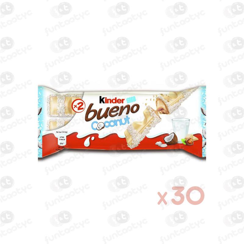 KINDER BUENO COCO 30 UDS