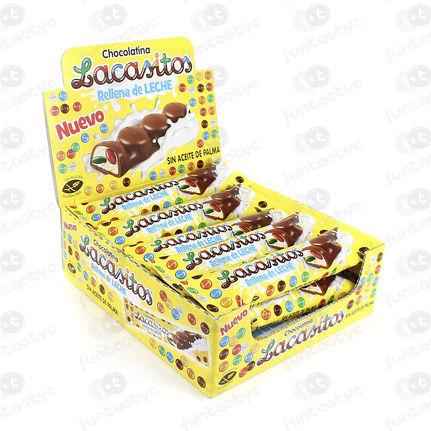 CHOCOLATINAS LACASITOS 21 GRS 15 UDS