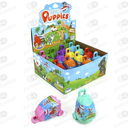 SOBRES 3D TRAVEL PUPPIES PANINI