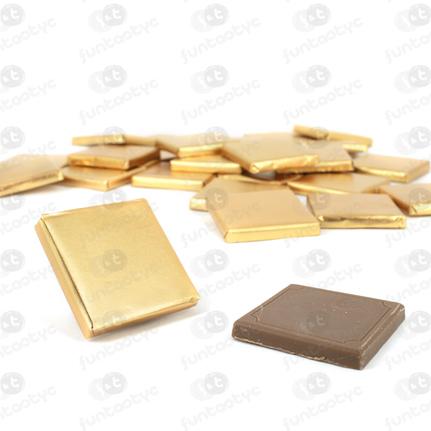 NAPOLITANAS DE CHOCOLATE ORO