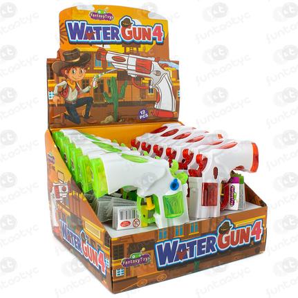 WATER GUN 4 12 UDS