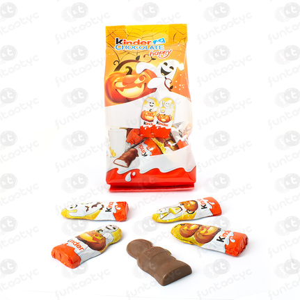 KINDER CHOCO HAPPY HALLOWEEN 106 GRS
