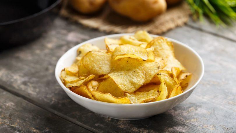 ingredientes de las patatas fritas