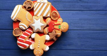 receta galletas de navidad