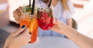 Los mejores cocteles para fiestas