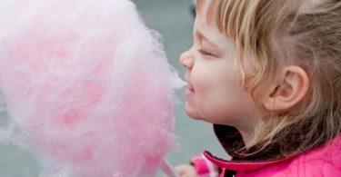quien invento el algodon de azucar