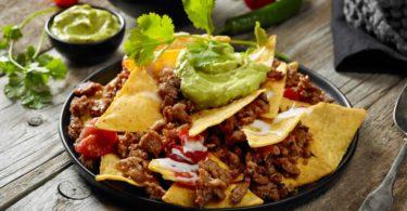 nachos con guacamole funtastyc