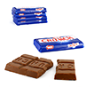 Chocolatinas. Chocolates y galletas en Chuches Online