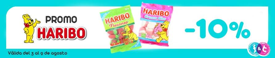 -10% Haribo