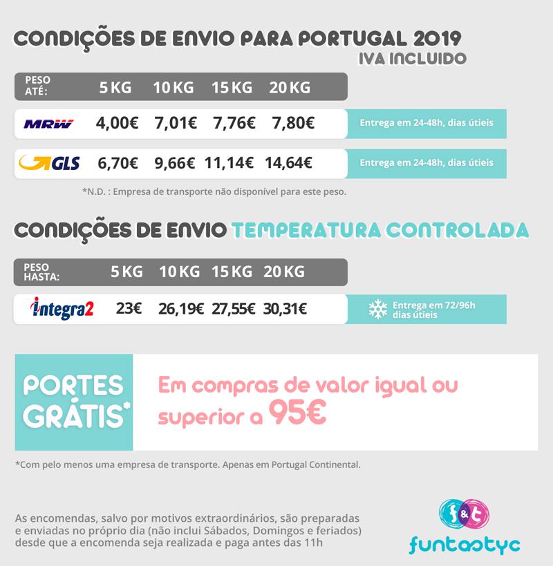 envio portugal Funtastyc