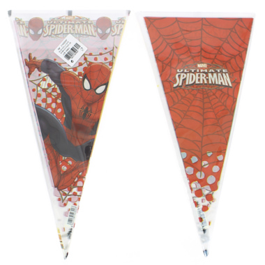 BOLSA CONO SPIDERMAN ULTIMATE