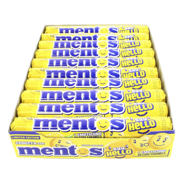 MENTOS LIMONADA SAY HELLO