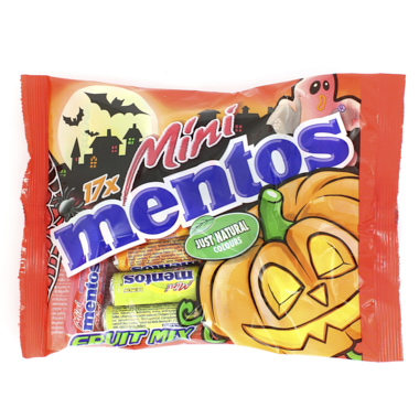 MINI MENTOS HALLOWEEN FRUIT MIX