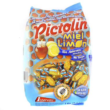 PICTOLIN MIEL LIMON SIN AZUCAR