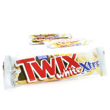 TWIX KING SIZE WHITE