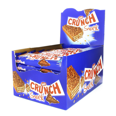 CHOCOLATINA NESTLE SNACK CRUNCH