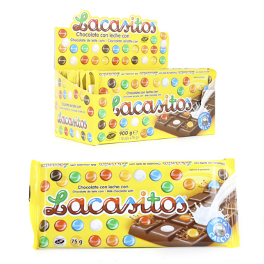 TABLETA LACASITOS CHOCO