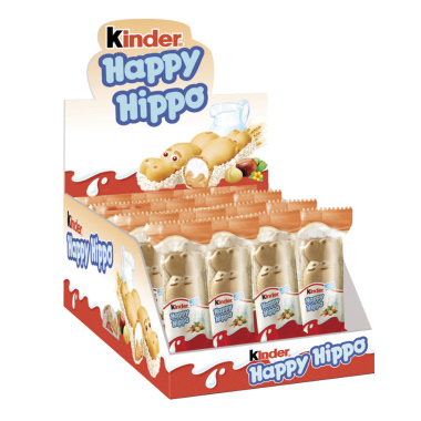 KINDER HAPPY HIPPO AVELLANA
