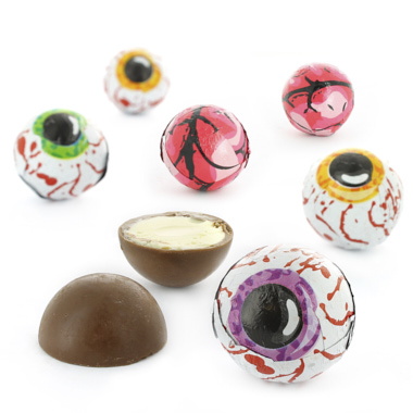 OJOS CHOCOLATE POPPING CANDY