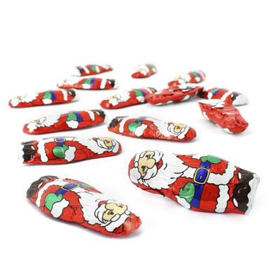 FIGURITA CHOCOLATE SANTA CLAUS