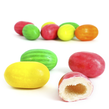 CHICLE MIX FRUIT