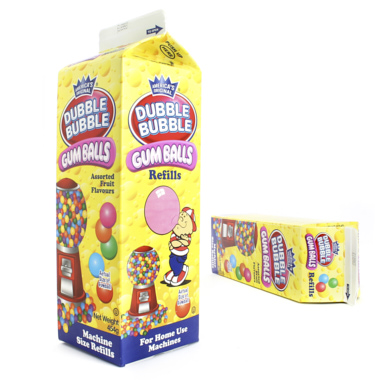 DUBBLE BOLAS DE CHICLE 454GR