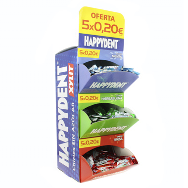PACK HAPPYDENT