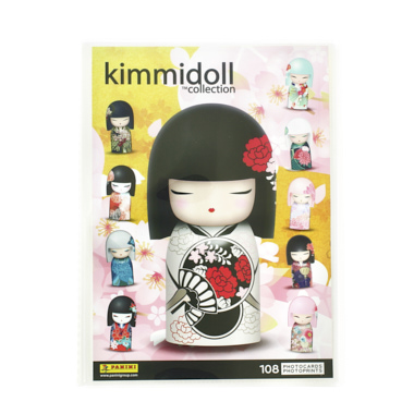 ARCHIVADOR PHOTOCARDS KIMMIDOLL