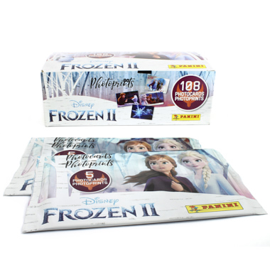 SOBRES PHOTOCARDS FROZEN II