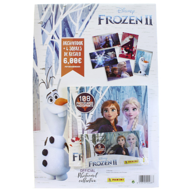 CARTON PHOTOCARD FROZEN II