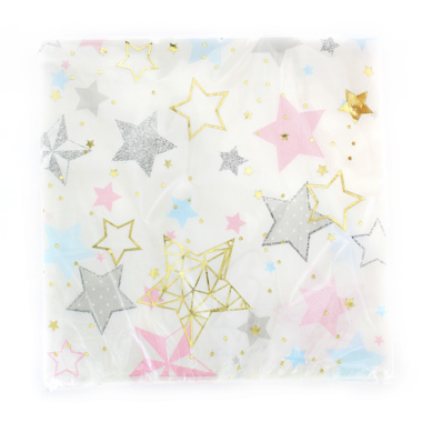 SERVILLETA TWINKLE LITTLE STAR