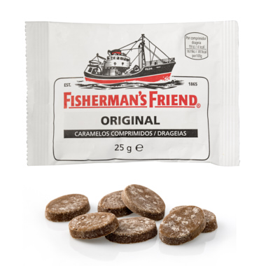 CARAMELOS FISHERMAN'S ORIGINAL