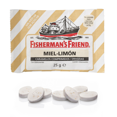 CARAMELOS FISHERMAN'S HONEY LEMON