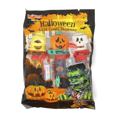 KLIK CANDY HALLOWEEN DISPENSER