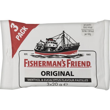 FISHERMAN'S ORIGINAL PACK 3