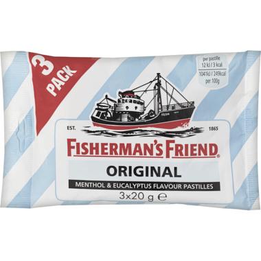 FISHERMAN'S ORIGINAL SIN AZÚCAR PACK 3