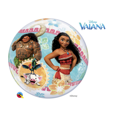 GLOBO BUBBLE SENCILLO VAIANA