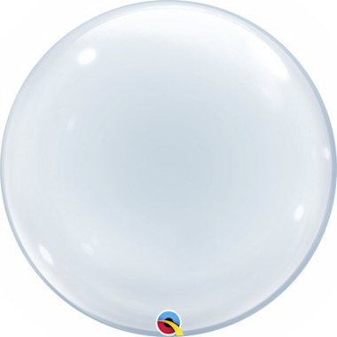 GLOBO BUBBLE DECO TRANSPARENTE
