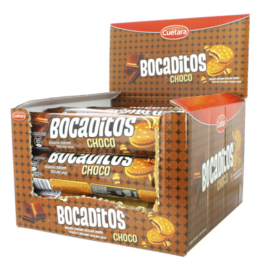 GALLETAS BOCADITOS CHOCO
