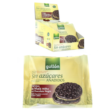 TORTITAS MAIZ CON CHOCOLATE DIET NATURE