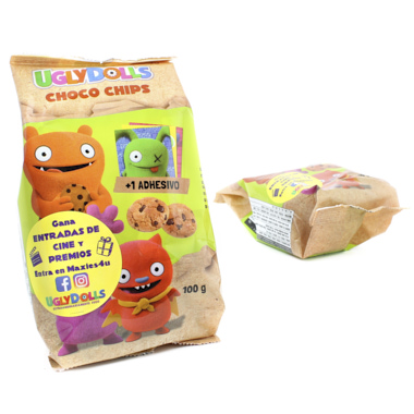 CHOCO CHIPS UGLY DOLLS